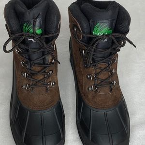 Itasca Boots Thinsulate Brown/black Winter